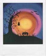 spooky landscape