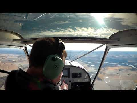 Waverly to Cedar Rapids Iowa in a CH750 STOL