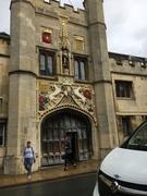 A Pretty Building in Cambridge
