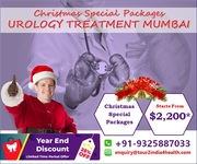 Christmas Packages for Urology Treatment in Mumbai