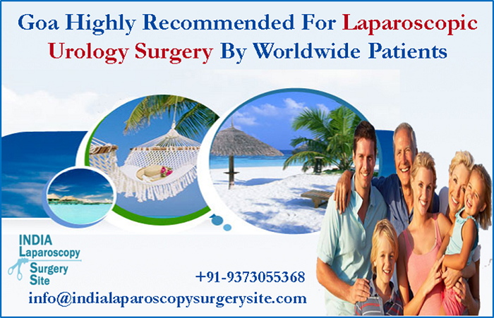 Goa Highly Recommended For Laparoscopic Urology Surgery By Worldwide Patients