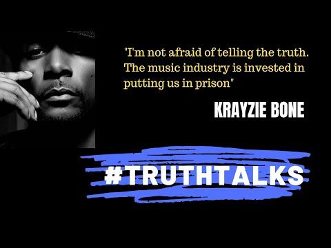Krayzie Bone Exposes The Music Industry's Sadistic Secret Plot