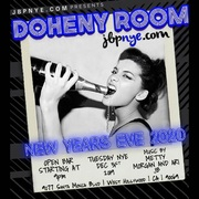 NYE | Doheny Room 2020 New Years Open Bar Tickets