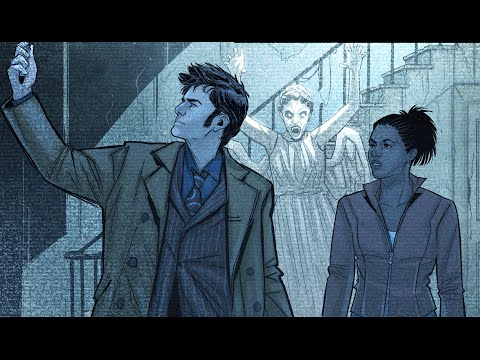 The Thirteenth Doctor Comic Teaser Trailer - Tenth Doctor Returns!