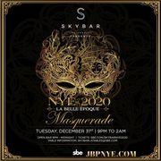 NYE | Skybar Los Angeles 2020 New Years