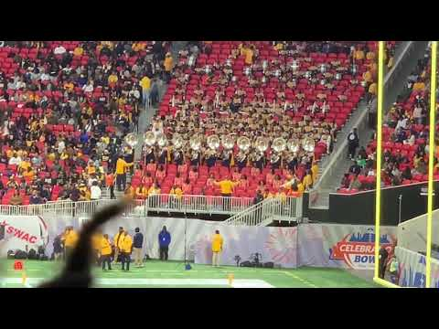 Alcorn State Vs NCA&T Tuba Section Battle