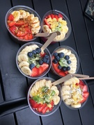 Açai Bowls after Exams