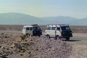Two Syncros in Death Valley