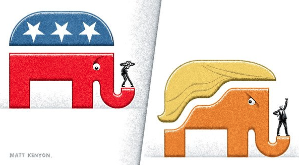 trump-elephant TAKE OVER ~ TO WIN !!!!!!!