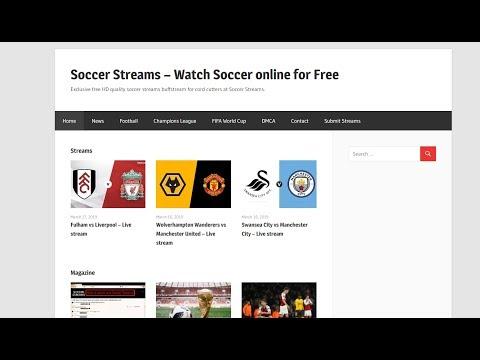 official SoccerStreams - Reddit soccer streams watch free soccer online