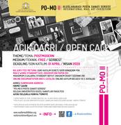 PO-MO II (2020) INTERNATIONAL MAIL ART EXHIBITION