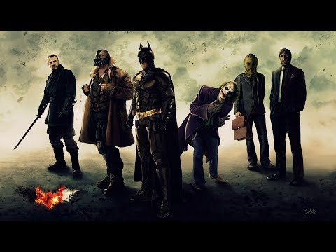 The Dark Knight Trilogy Retrospective Hindi [ IMAX ] (English Subtitles)