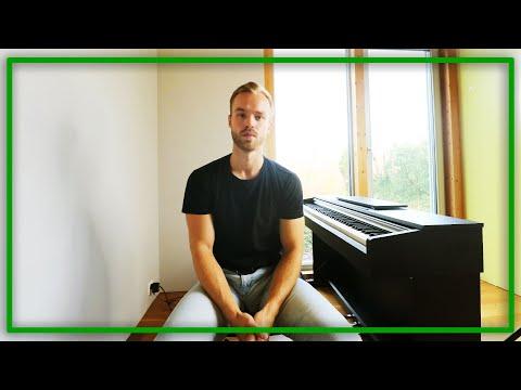 Malnourished Vegan Plays Piano