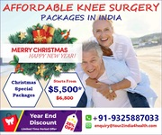 Plan Your Affordable Knee Surgery Packages in India