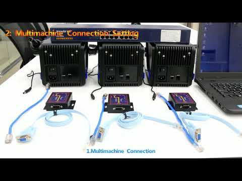 Atten GT Series Rework Station connect to PC Software Function introduction