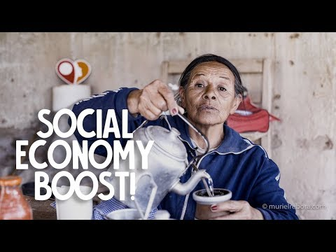 Faces2Hearts in ARGENTINA - Social Economy Boost! Seeds, Community and Healthy Products