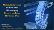 Minimally Invasive Lumbar Disc Microsurgery Recovering From Herniated Disc