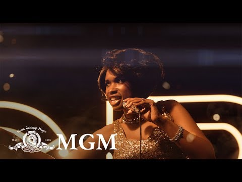 """Watch Jennifer Hudson Offer A Rousing Rendition Of """"Respect"""" In Aretha Franklin Biopic Trailer"""