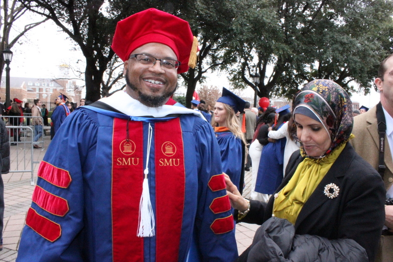 SMU, Khalil's PhD Graduation 2019/1441