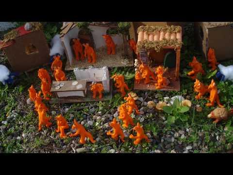 La Aldea Xiyo (animación con plastilina)