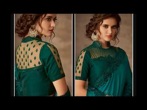 Latest blouse designs 2020