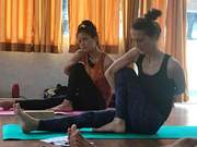 200 Hour Hatha Yoga TTC in Rishikesh