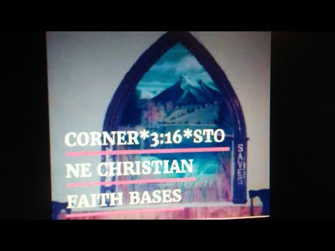BUZZEZEVIDEO FUN'D'LAZER'2'ECLIPSE *CORNER*3:16*STONE* CHRISTIAN FAITH BASES