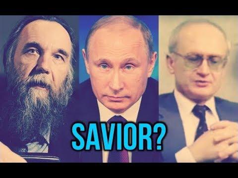 Will Vladimir Putin save the world?