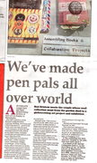 Northwich Guardian newspaper clipping