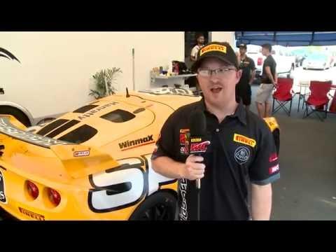 Pirelli World Challenge - Driver Promo - Dennis Hanratty #4 TC