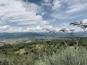 Vista desde Monte Albán