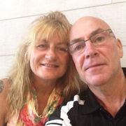Rhonda and Chris Johnson