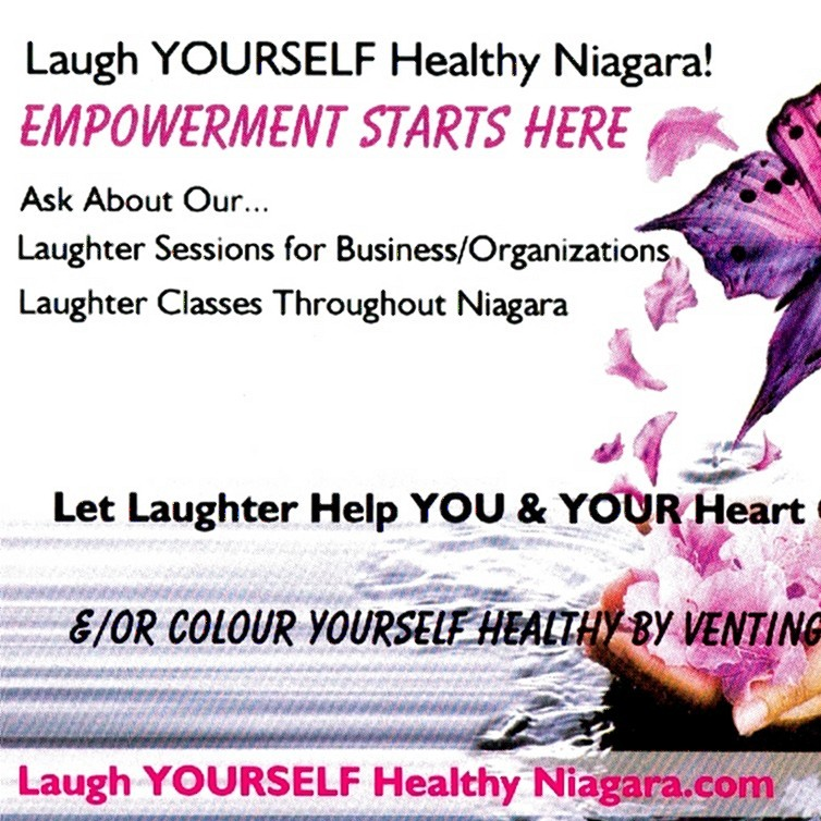 Laugh YOURSELF Healthy Niagara