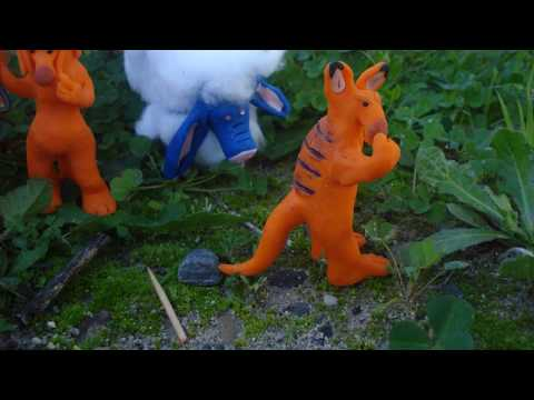 La Justicia de los Xiyos (outdoors clay animation) English sub