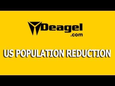 DEAGEL.com LOWERED 2025 US Population Forecast to 65mil - ECN Alert 2015-04-21