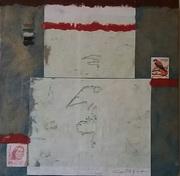 Mail Art 2002 ( 18 anni fa) Italia- USA- Italia