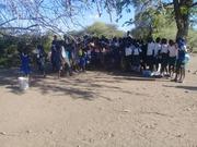 Community Clean up Zimbabwe