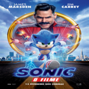 Sonic - O Filme - CINEMA