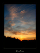 Sky Painting with Sun Pillar
