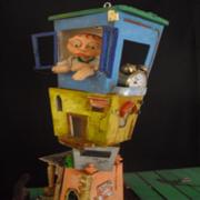 CRIANÇAS: Mãos de Sal - Espetáculo de Marionetas