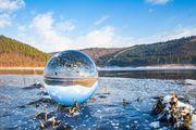 Varázslatos a tél - Zeteváraljai víztározó