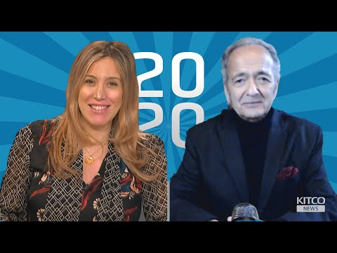 Gerald Celente gives his 2020 financial forecast and it's not pretty folks
