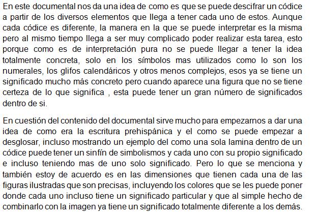 Documental Tlacuilo 2