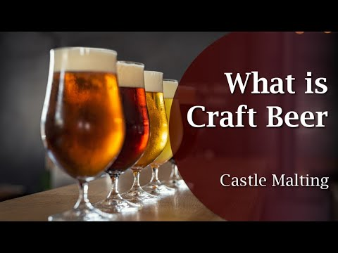What is Craft Beer & Why Craft beer is popular?