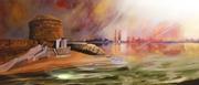 2020 Acrylic Paintings