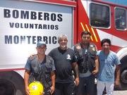 fotos varias de BOMBEROS VOLUNTARIOS MONTERRICO JUJUY-
