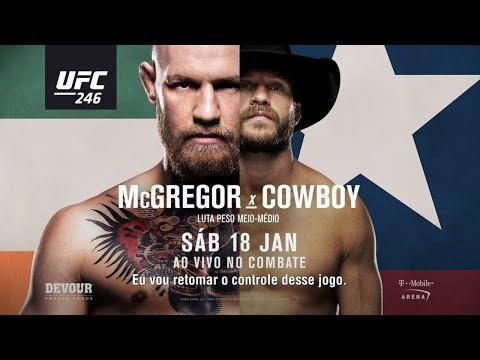 UFC 246: McGregor x Cowboy