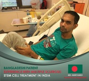 Bangladeshi Experience with Multiple Sclerosis Stem Cell Treatment in India