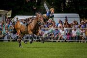 Horseback flying