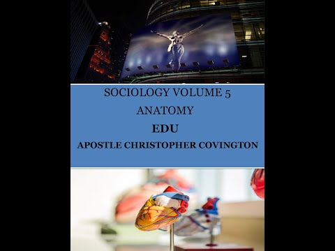 MP4 BOOK TRAILER SOCIOLOGY VOLUME 5 ANATOMY EDU   YouTube